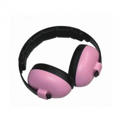 Banz Earmuffs for Babies - Pink