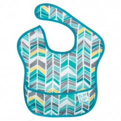 Bumkins Super Bib 1pc - Quill