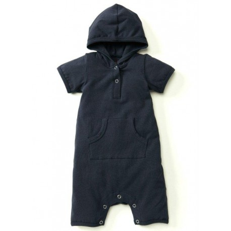 Mamaway Baby Suit with Pouch Pockets & Hoodie