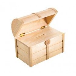 Red Tool Box Treasure Chest