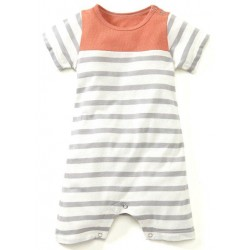 Mamaway Sailor Stripes Baby Bodysuit