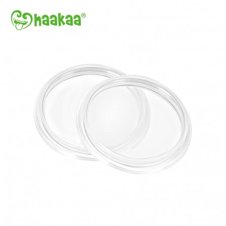 Haakaa Gen 3 Silicone Bottle Sealing Disks (2pcs)