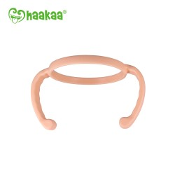 Haakaa Gen 3 Silicone Bottle Handle - Nude