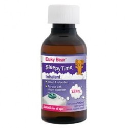 Euky Bear Sleepy Time Inhalant 100ml