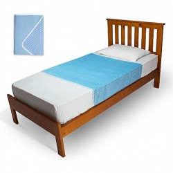 Brolly Bed Pad with Wings - Single