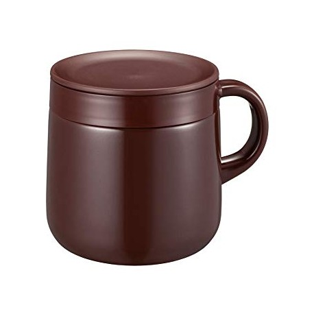 Tiger Stainless Steel Mug - Cocoa Brown