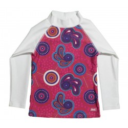 Banz Dandaloo Long Sleeve Rash Top (For Older Kids)