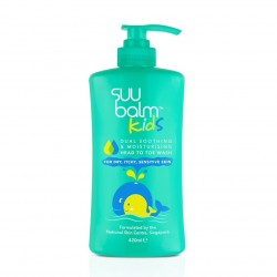 Suu Balm™ Kids Dual Soothing & Moisturising Head-to-Toe Wash
