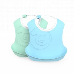 Twistshake Bib - Set of 2