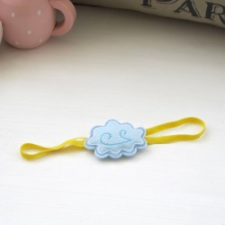 Celestina and Co. Felt Clouds Headband