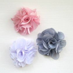 Celestina and Co. Silk Rio Hair Clip