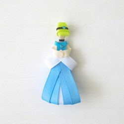Celestina and Co. Cinderella Inspired Sculpture Bow