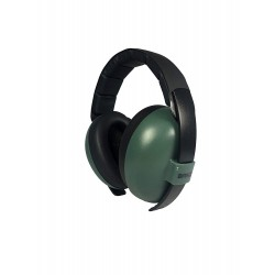 Banz Earmuffs for Babies - Dark Green