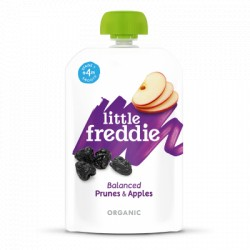 Little Freddie Tender Spinach, Peas & Apples 100g