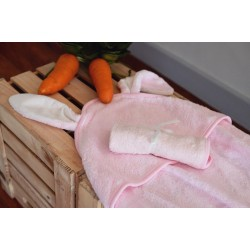 NuBorn Hooded Towel and Wash Cloth