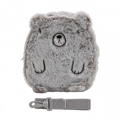 Backpack with Safety Harness - Grey
