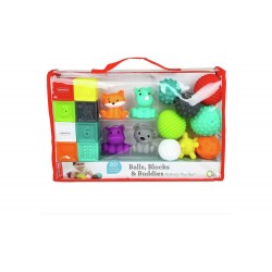 Infantino Senso Balls, Blocks & Buddies