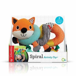 Infantino Spiral Activity Toy™ Fox