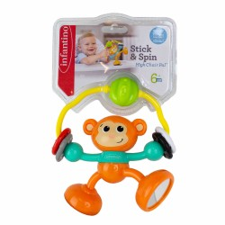 Infantino Stick & Spin High Chair Pal