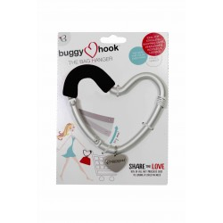 BuggyGear Heart Hook Bag Hanger