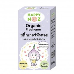 Happy Noz Organic Onion Freshener/Sticker