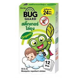 Bug Guard Mosquito Repellent Sticker