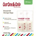 Our One & Only Breastmilk Bags