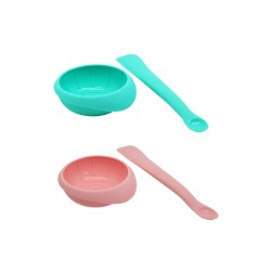MARCUS & MARCUS MASHER SPOON AND BOWL SET
