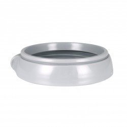 HAAKAA GEN 3 SILICONE BOTTLE ATTACHMENT RING - GREY