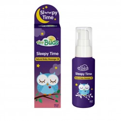 Tiny Buds Sleepy Time Natural Baby Oil