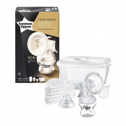 Tommee Tippee CTN Silicone Manual Breast Pump