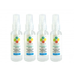 Full Circle Sanitizing Pocket Spray Family Pack