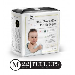 Applecrumby Premium Pull-Up Diapers - MEDIUM