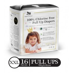Applecrumby Premium Pull-Up Diapers - XX LARGE