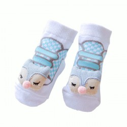 Pitcheco Socks - Newborn