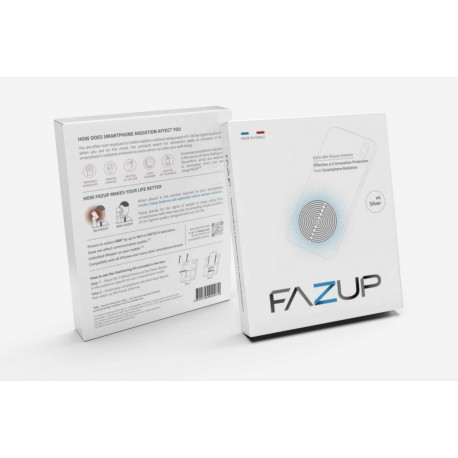Fazup Anti-Radiation Sticker Patch - Family Pack