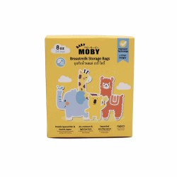 Moby Breastmilk Bags - 8oz