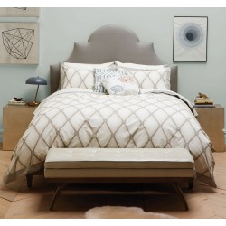 DWELLSTUDIO DUVET SET - HADLEY CLOUD