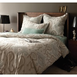 DWELLSTUDIO QUEEN DUVET SET - BATAVIA IN DOVE
