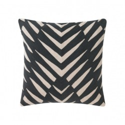 DwellStudio Decorative Pillow - Osa in Charcoal