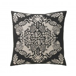 DwellStudio Decorative Pillow - Lion in Ink