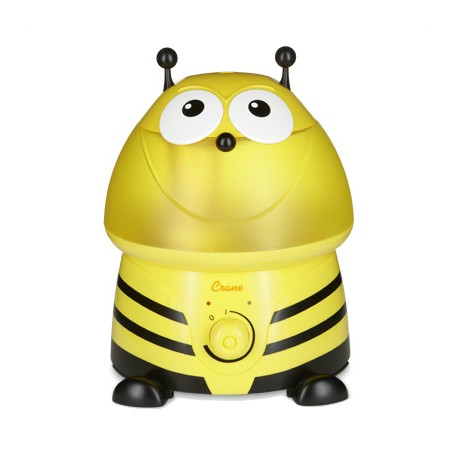 Crane Cool Mist Humidifier - Buzz the Bumblebee