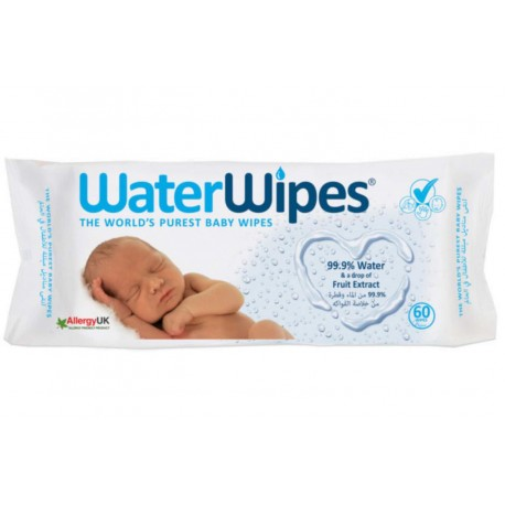 WaterWipes Baby Wipes (1 Pack)