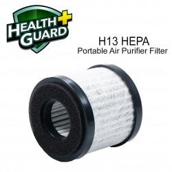 Health Guard Portable Air Purifier H13 HEPA Replacement Filter