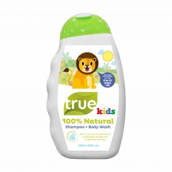 True Kids Shampoo and Body Wash - 250ml