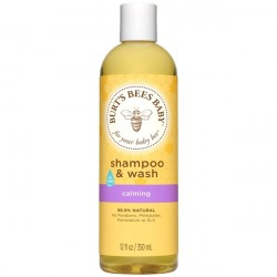 Burt's Bees Baby Bee Shampoo & Wash - Calming 350ml