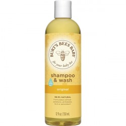 Burt's Bees Baby Bee Shampoo & Wash - 350ml