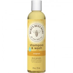 Burt's Bees Baby Bee Shampoo & Wash - 235ml