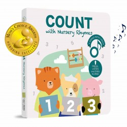 Cali's Books - Count with Nusery Rhymes