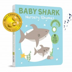 Cali's Books - Baby Shark Nursery Rhymes